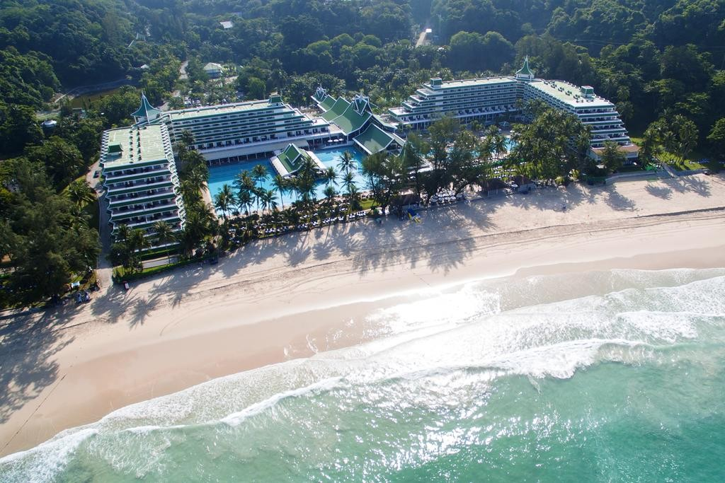 """фото главное, Отель """"Le Meridien Phuket Beach Resort"""" 5*, Пхукет"""