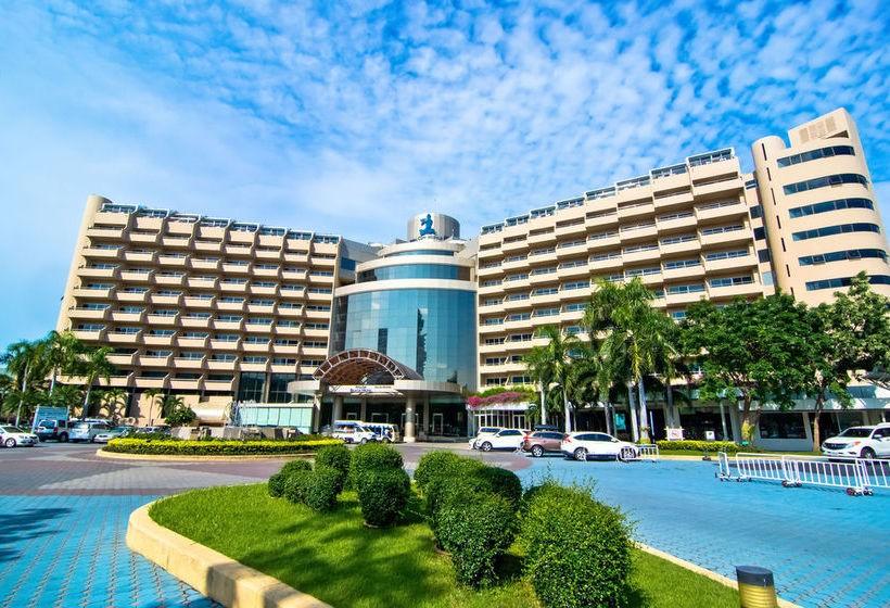 """фото Отель, Отель """"Royal Cliff Hotels Group"""" 5*, Паттайя"""