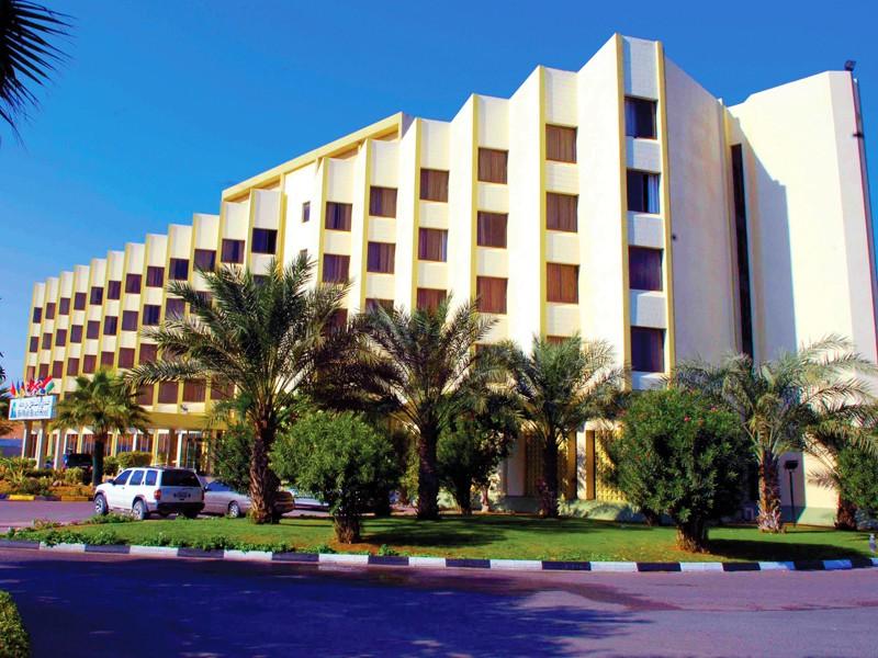 "фото Отель, Отель ""Bin Majid Beach Hotel"" 4*, Рас-аль-Хайма"