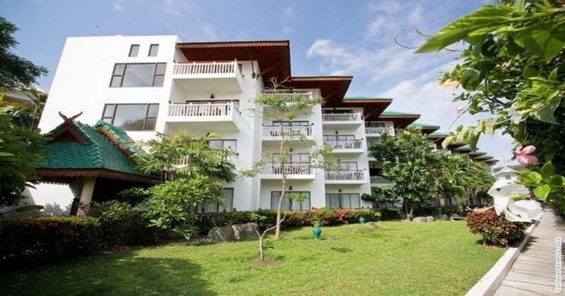 """фото Главный вид, Отель """"Baan Karonburi Resort"""" 3*, Пхукет"""