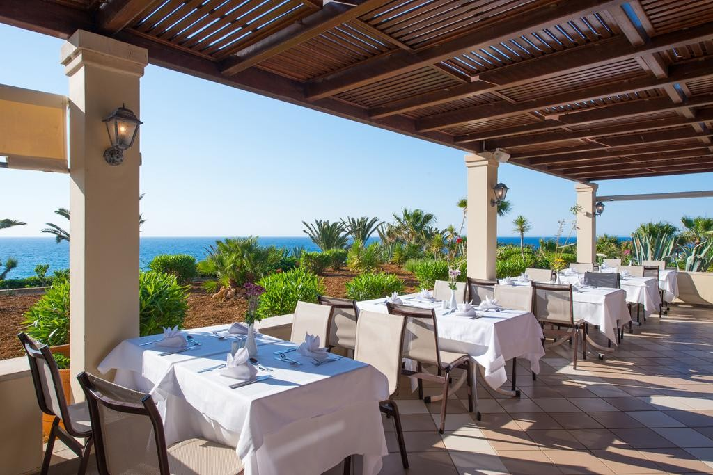 Отель iberostar creta panorama  mare hotel на курорте крит-ретимно