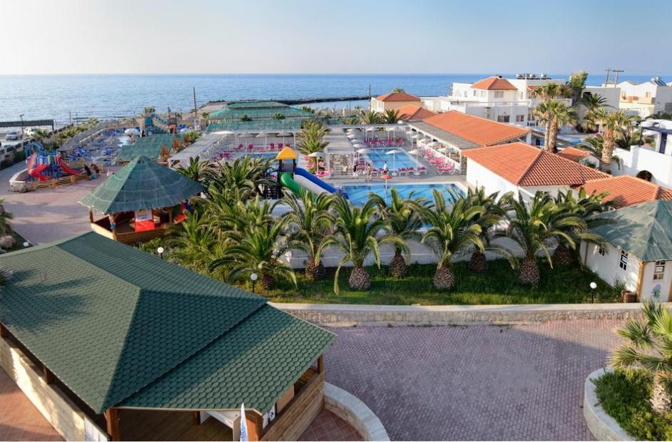 "фото Главное, Отель ""Stella Village Hotel and Bungalows 4*"", Крит"