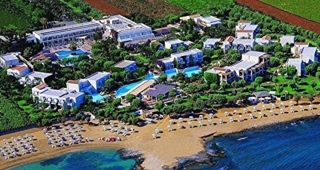 """фото Главный вид, Отель """"Cretan Malia 4*"""", Крит"""