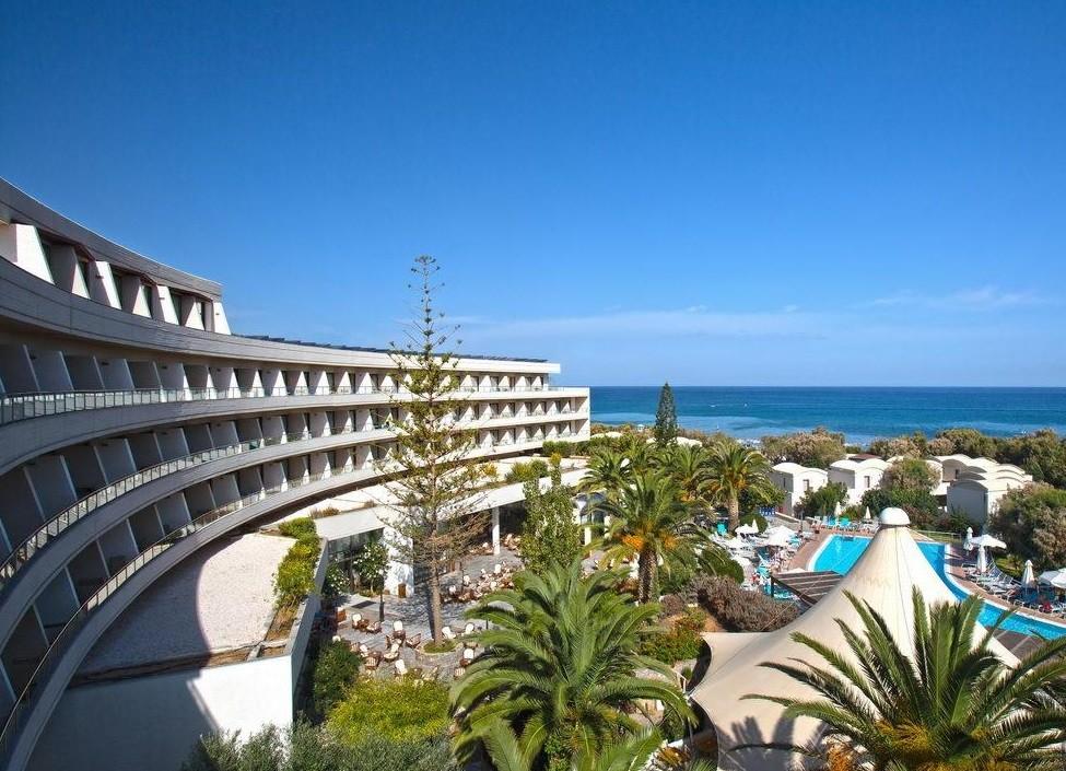 """фото Отель, Отель """"Agapi Beach 4*"""", Крит"""