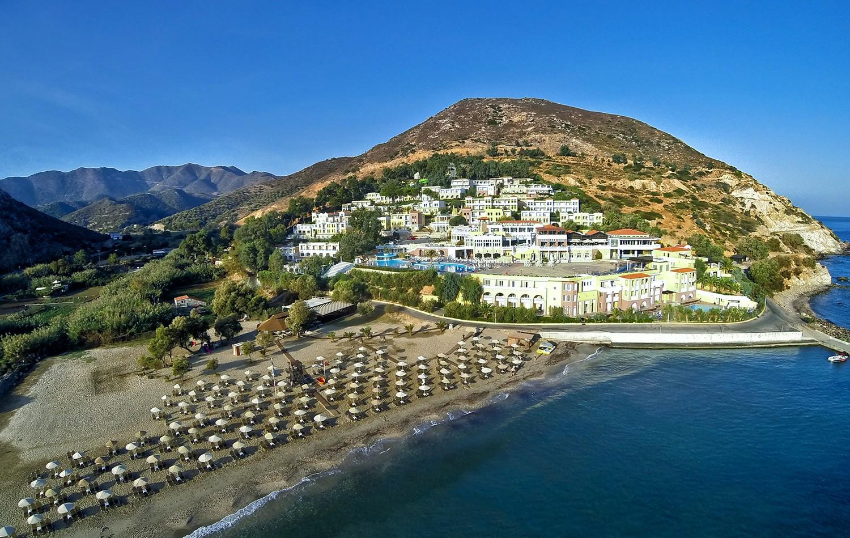 """фото Главный вид, Отель """"Fodele Beach and Water Park 5*"""", Крит"""