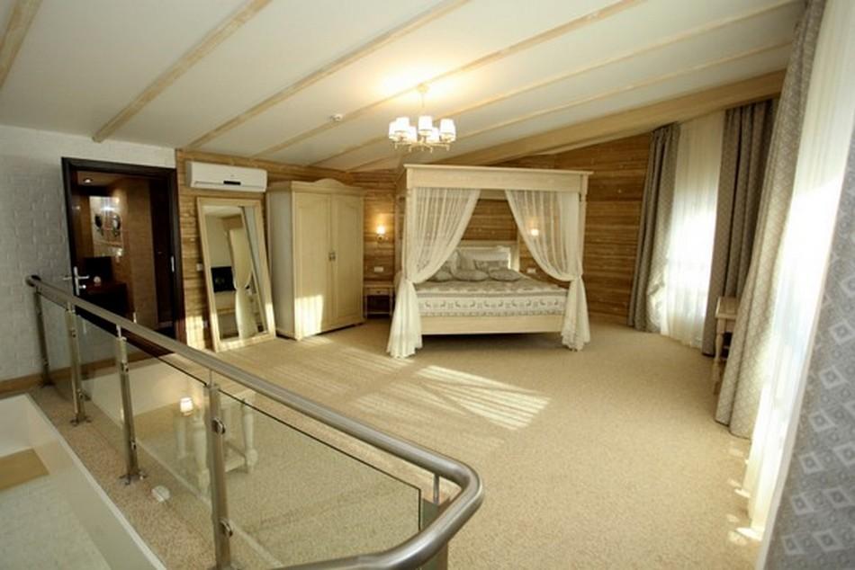 Двухуровневый свадебный (SPA отель)