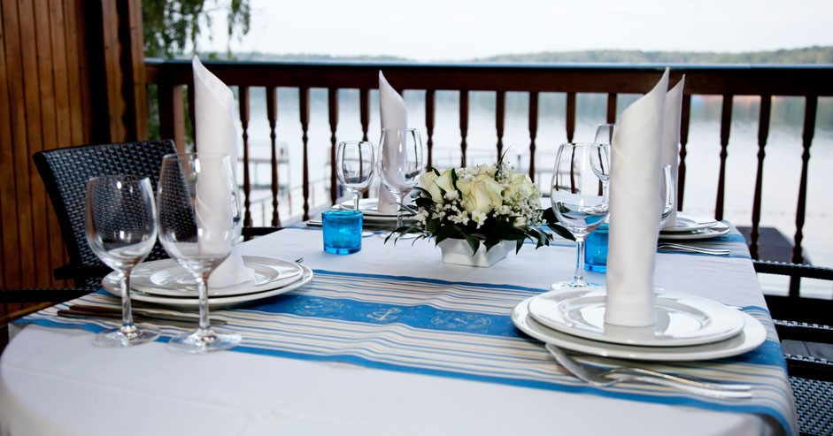 Мангальная площадка «Балкон на пляже»