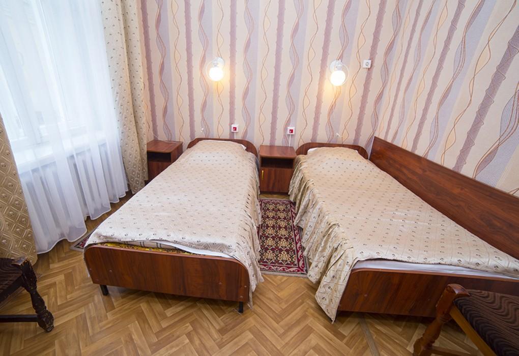 2-местный 2-комнатный