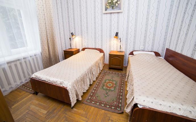 3-местный 3-комнатный стандарт