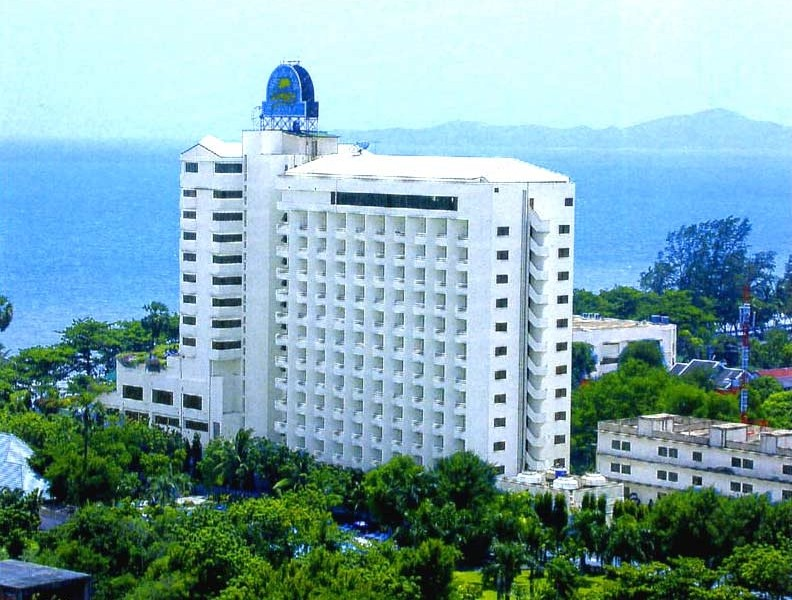 """фото Главный вид, Отель """"Grand Jomtien Palace"""" 3*, Паттайя"""