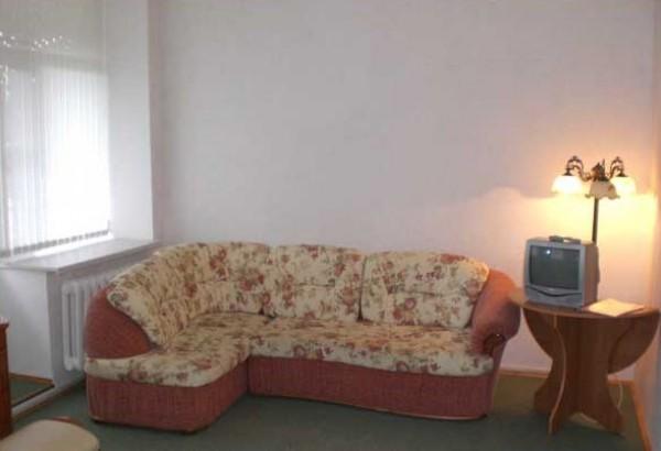 Стандарт 1-комнатный  №412А (Корпус №5)