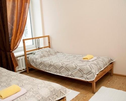 Полулюкс 2-комнатный  №3 (Корпус №6)