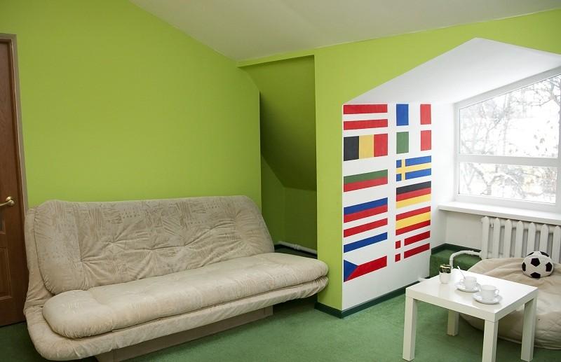 Полулюкс 2-комнатный №14 (Корпус №6)