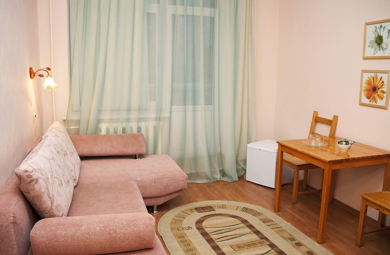 Семейный 2-комнатный №302-312 (Корпус №5)