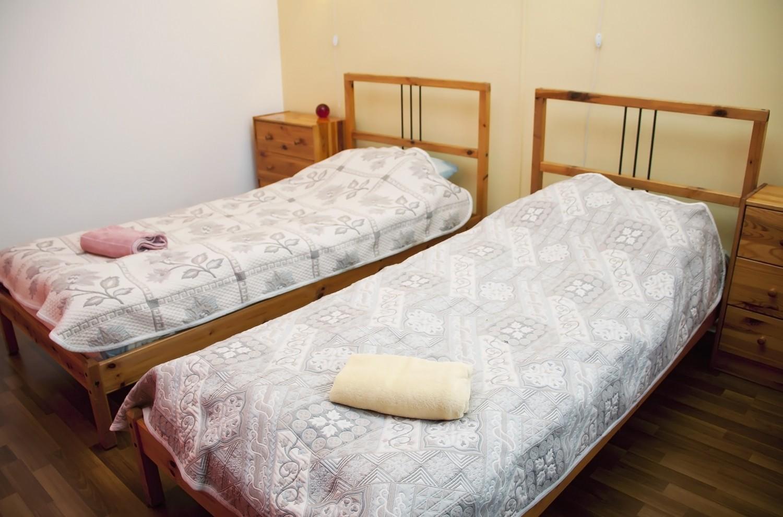 Стандартный 1-комнатный №15 (Корпус №6)