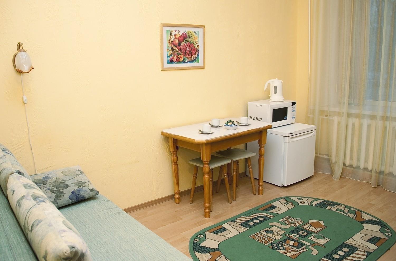 Семейный 2-комнатный №301-314 (Корпус №5)