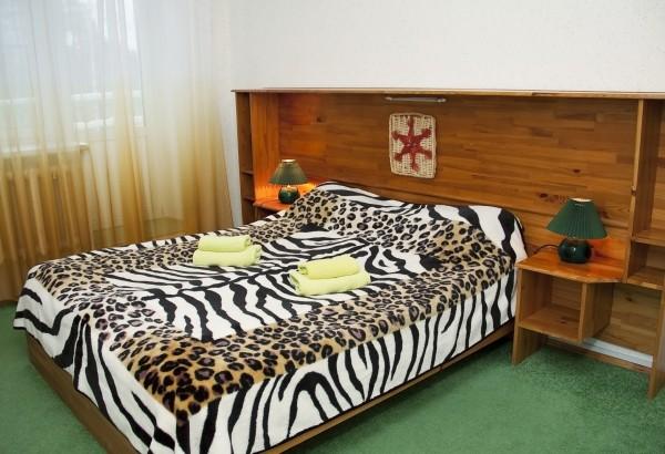 Семейный 2-комнатный №401-411 (Корпус №5)