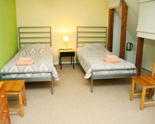 Стандартный 1-комнатный №12 (Корпус №6)
