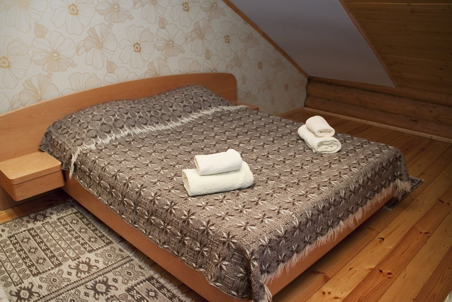 Люкс 2-комнатный №2, 3, 4, 5 (Корпус Изба)