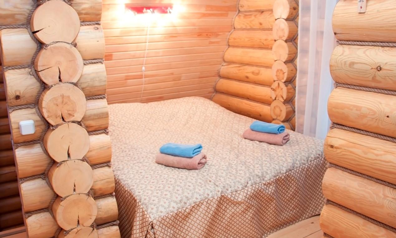 Бунгало 2-этажные № 1, 4 (Уютные бунгало)
