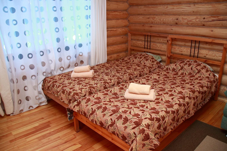 Стандартный 1-комнатный №3, 4 (Коттедж №4)