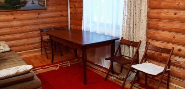 Апартаменты 3-комнатные 4-местные с кухней на 1 этаже (Коттеджи № 1, 2, 3)