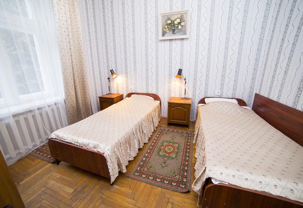 2 местный 2 комнатный люкс