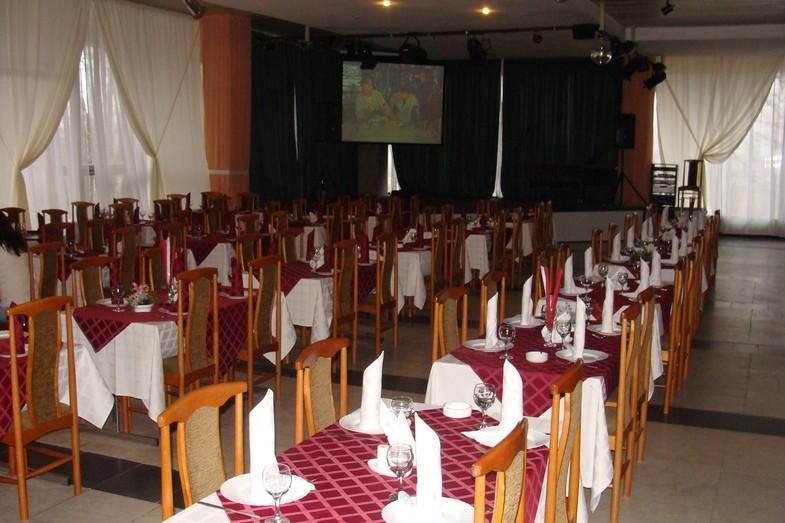 Небольшой ресторан