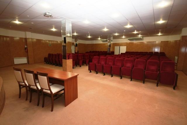 Конференц-зал «Бордовый»