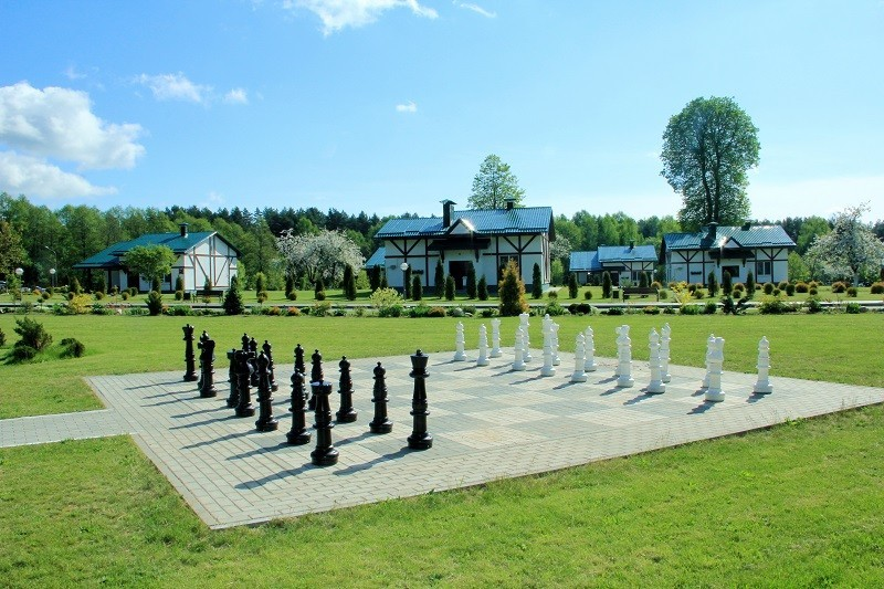 Уличные шахматы