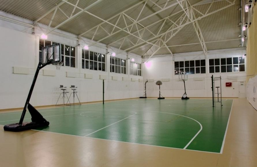 Многофункциональный спортивный зал