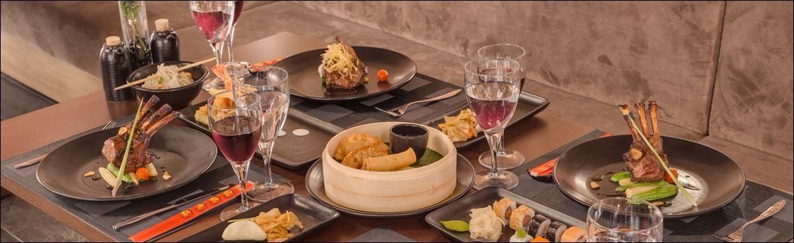 Mandarinrestaurantmidi