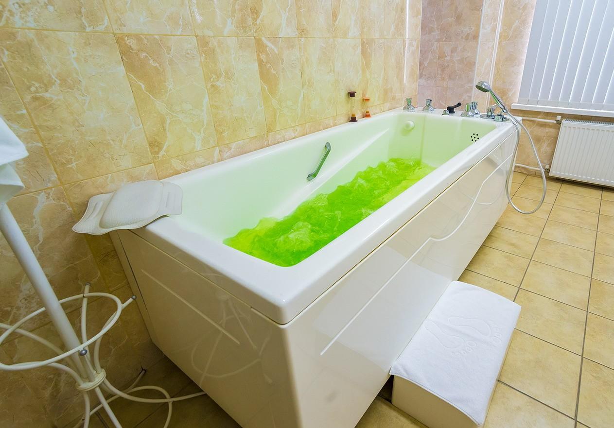 Кабинет лечебных ванн