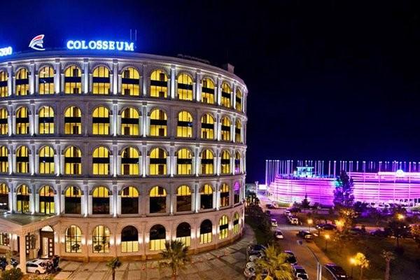 """фото главное, Отель """"Colosseum Marina"""", Грузия"""