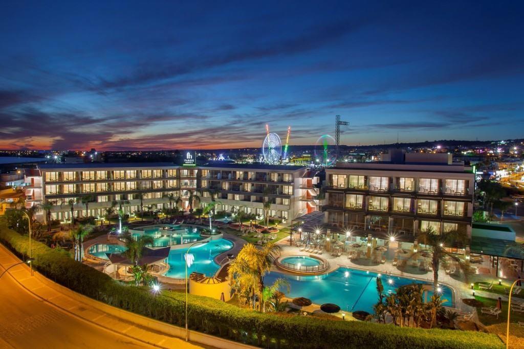 """фото бассейн, Отель """"Faros Hotel 4*"""", Айя-Напа"""