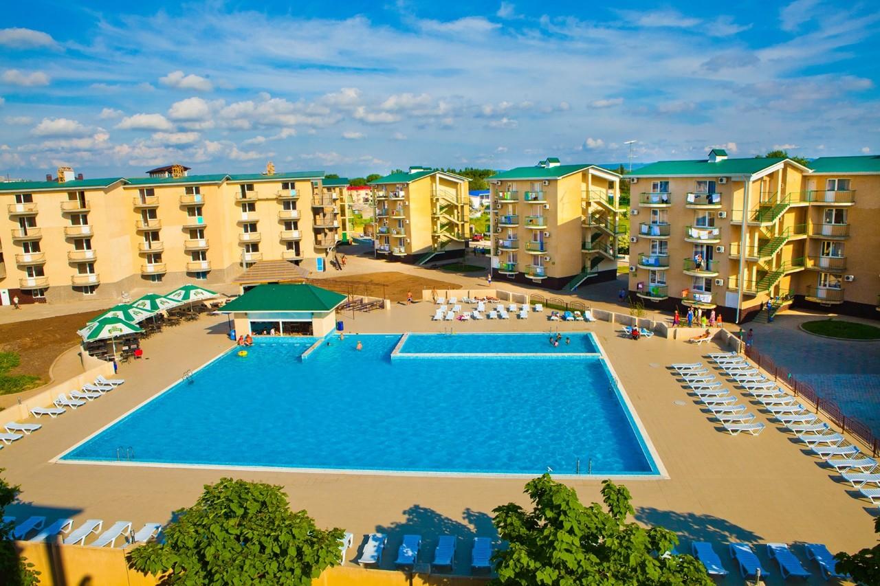 """фото Hotel_5111_24091_1, Пансионат """"Фея-3"""", Анапа"""