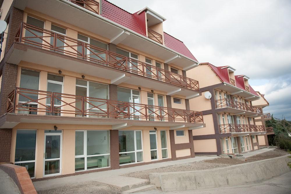 "фото фото здания, Курортный комплекс ""Эко Вилладж"", Алушта"