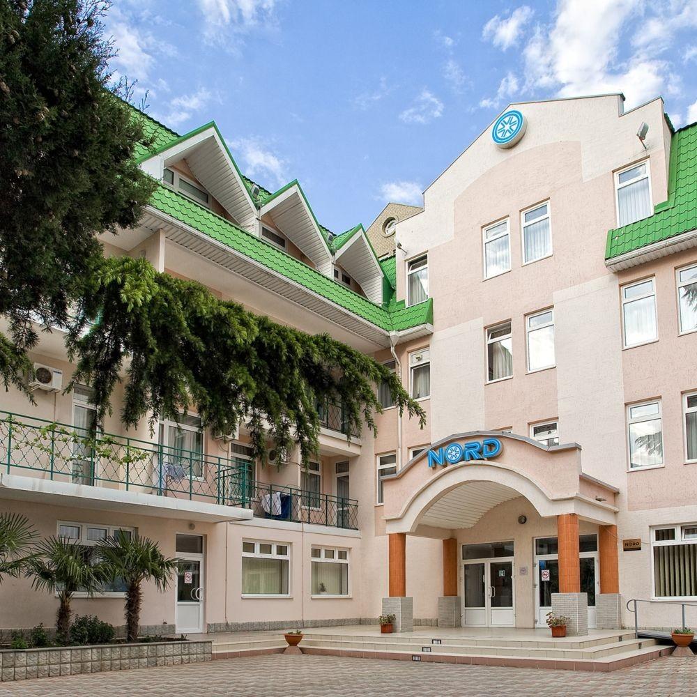 "фото MG_7386, Отель ""Норд"", Алушта"