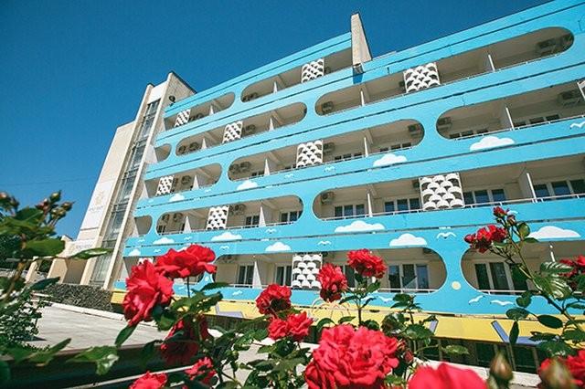 """фото 76b8bbaa4f372d675b7d872f9376845a, Отель """"Family Resort"""", Евпатория"""
